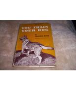 Dog Books - You Train Your Dog - $200.00