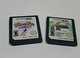 Nintendo Ds Games - $15.83