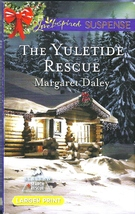 Margaret Daley-The Yuletide Rescue(Alaskan Search & Rescue)Large Print P... - $2.25