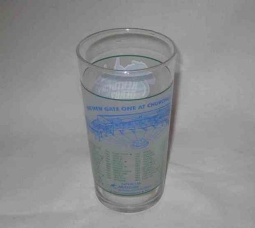 Neat 126th Churchill Downs Kentucky Derby Drinking Glass