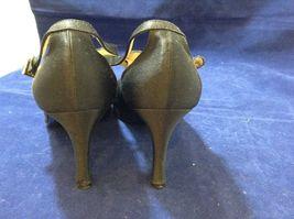 Diego Della Valle Women's Black High Heel Shoes Sz 5.5 image 4