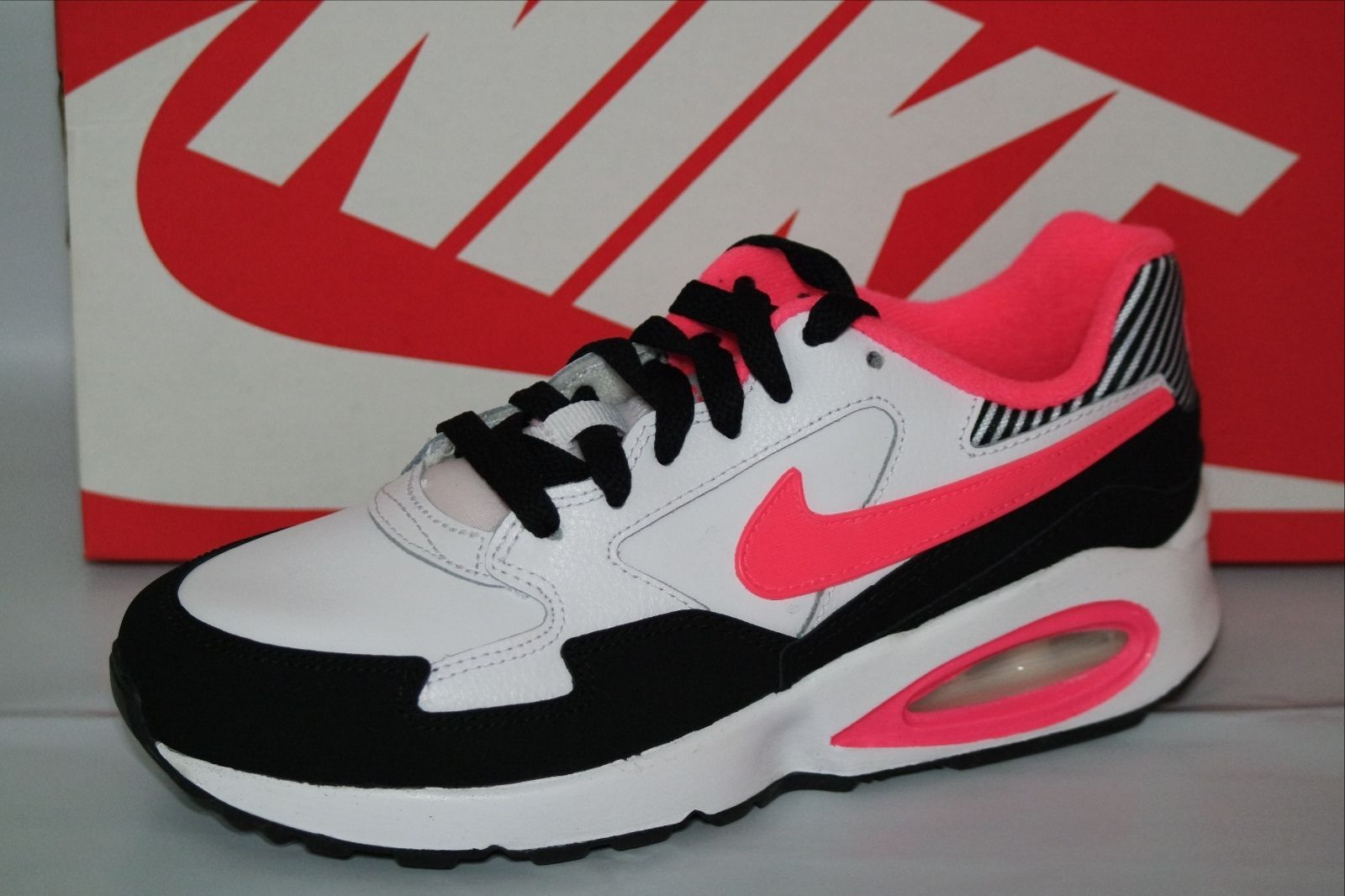 the best attitude e119d 73fa4 Nike Air Max St (Gs) Girls Shoe, WH HYPER and 50 similar items
