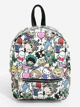 My Hero Academia Hello Kitty & Friends Sanrio Kawaii Mini Backpack Book Bag NEW - $149.99