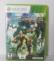Enslaved: Odyssey to the West - Xbox 360 Game - 2010 Namco Complete - $19.75