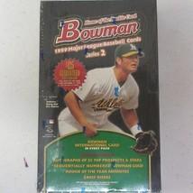 1999 Bowman Series 2 Baseball Hobby Box - Factory Sealed! - $54.92