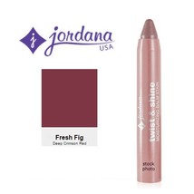 Jordana Twist & Shine Moisturizing Balm Stain 10 Fresh Fig - $9.66