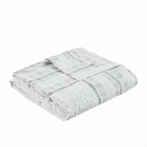 INK+IVY 100% Cotton Duvet Set Jacquard Geometric Design All Season STORE --NEW! image 2