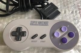 ☆ Official Original Classic Super Nintendo Famicom SNES Controller Tested Works☆ - $19.99