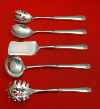 Flemish by Tiffany & Co. Sterling Silver Hostess Set 5pc HHWS  Custom Made - $509.00