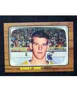 1966/67 Topps Hockey #35 Bobby Orr [Boston Bruins] Rookie Reprint - $3.25