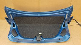 09-10 Toyota Corolla S Trunk Lid W/ Spoiler & Taillights image 7
