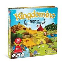 Blue Orange Games Kingdomino Award Winning Family Strategy Board Game - $18.68