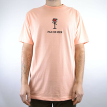 T-SHIRT MAN PAS DE MER ROSE T-SHIRT  Null - $61.74