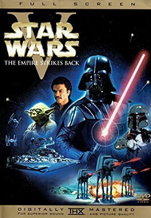 Star Wars: The Empire Strikes Back Dvd