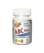 Natural Wealth ABC Plus 30 tablets - $27.09