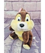 Disneyland Walt Disney World Chip Plush Stuffed Chipmunk Disneyland Vint... - $9.49