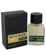 United Dreams Dream Big by Benetton Eau De Toilette Spray 3.4 oz (Men) - $15.00