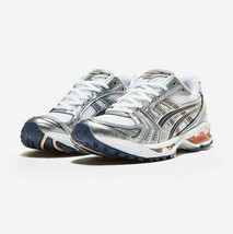 ASICS GEL-KAYANO 14 Women's Shoes Fitness Jogging Cushioned White Gold 1... - $200.61
