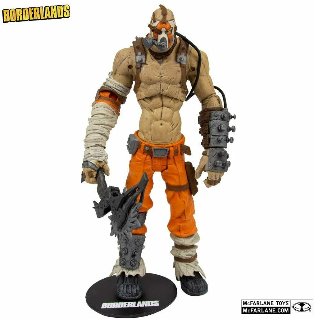 Primary image for McFarlane Toys Borderlands - Krieg Action Figure