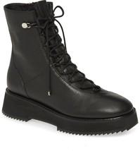 Jimmy Choo Haysley Combat Boot Size 35.5 MSRP: $1,200.00 - $673.20