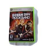 Green Day: Rock Band (Microsoft Xbox 360, 2010) - $18.38