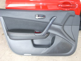 2014 NISSAN MAXIMA LEFT FRONT DOOR TRIM PANEL