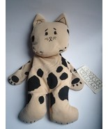 Vintage Kitty Cat Copeless People Critter Dolls... - $34.97