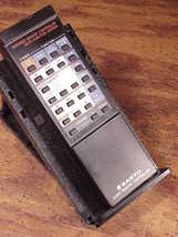 Sanyo Infrared Audio Remote Control, no model number, used, cleaned and tested - $8.95