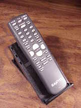 Sanyo FXPL VCR TV Cable Remote Control, used, cleaned and tested - $6.95