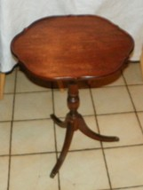 Mahogany Lamp Table by Imperial  (T38) - $399.00