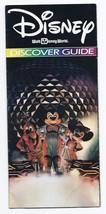 1986 Walt Disney World Discover Guide - $29.70