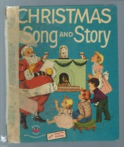 Christmas In Song And Story By Jean Horton Berg;Catherine Scholz,ill.;Mu... - $37.75