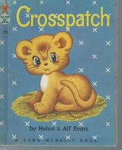Crosspatch by Helen & Alf Evers (Rand McNally Elf Book #8675);1964 HC; 2... - $15.97
