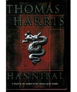 THOMAS  HARRIS  * HANNIBAL * HARDCOVER  BOOK - $2.99