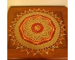 Doily   pineapple 3 color sunburst full sq 3644 af 500x thumb155 crop