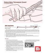 Fiddle Bow Technique Chart - $6.89
