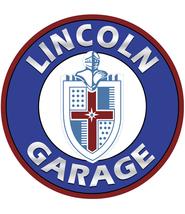 """Lincoln Garage 22"""" Metal Sign Vintage Retro Rep... - $99.95"""