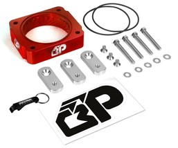 Fits 1996-2004 Ford Mustang GT Crown Victoria Red Throttle Body Spacer Kit - $86.40
