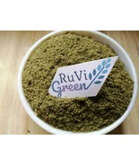 Ayurvedic Tebu natural Insulin Plant Leaf Powder (Costus Igneus) Thebu l... - $5.99