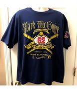 "Vintage 1998 Mark McGuire ""62"" Home Run History St. Louis Cardinals Base... - $25.98"