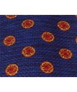 Robert Talbott Studio Mens Silk Necktie Tie Cob... - $15.99