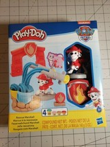 Play-Doh Paw Patrol Rescue Marshall Toy Figure & Toolset with 4 Non-Toxic Colors - $10.00