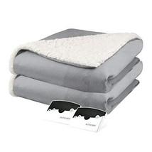 Heated Blanket. Best Heat Up Soft Portable Washable Winter Single & Doub... - €111,57 EUR