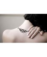 4Pcs Abstract Pattern Waterproof Tattoo Stickers - $5.99