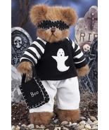 """Bearington Bears """"Bobby Boo"""" -10"""" Collectible Bear- Sku #181321-  2012 - $34.99"""