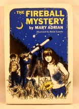 The Fireball Mystery by Mary Adrian 1977 Children Book - $6.00