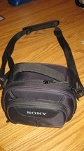 Camera Bag Sony Black - $29.99