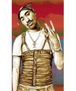 2Pac Tupac Shakur Magnet #2 - $5.99
