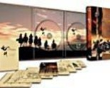 Seven Swords 2-Disc Limited Edition Which Includes a Set of Seven Sketches By Ts