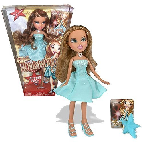 Primary image for Bratz MGA Entertainment Hollywood Series 10 Inch Doll - Yasmin with Handbag and